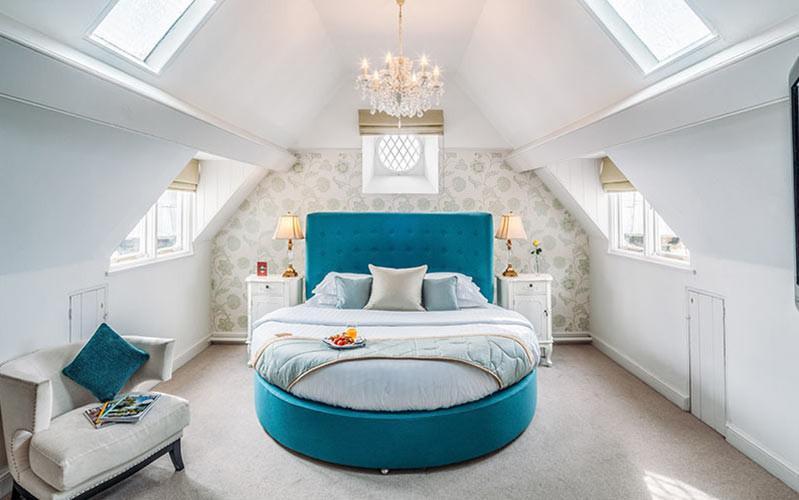 Chateau Rhianfa Bedroom 2