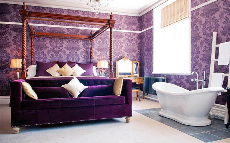 Chateau Rhianfa Bedroom 1