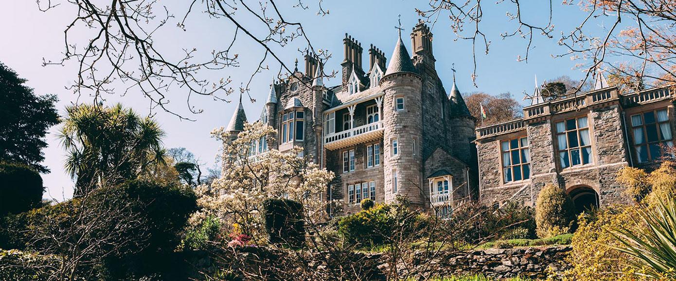 Welcome to Chateau Rhianfa
